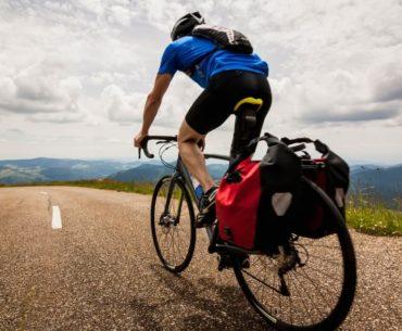 γυμναστική με ποδήλατο