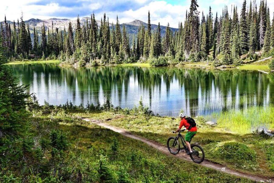 ποδήλατο φύση