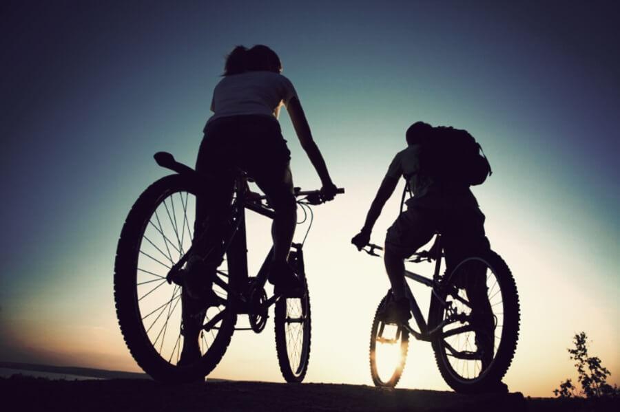 ποδηλασία άσκηση