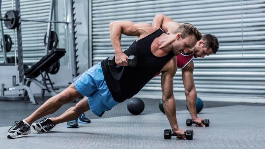 άσκηση απώλεια βάρους