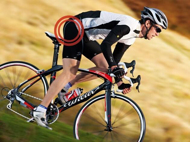 ποδήλατο σέλα