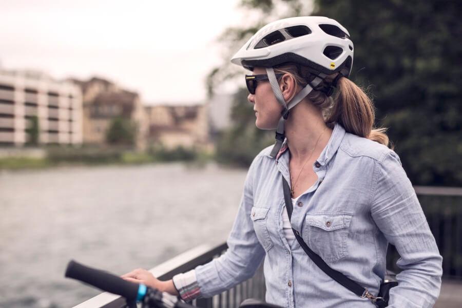 ποδηλάτης πόλη
