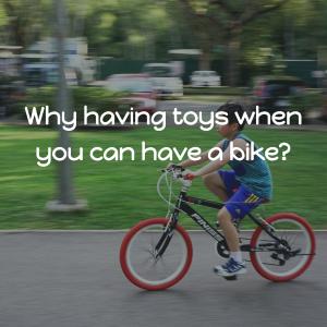 ποδήλατο για παιδιά