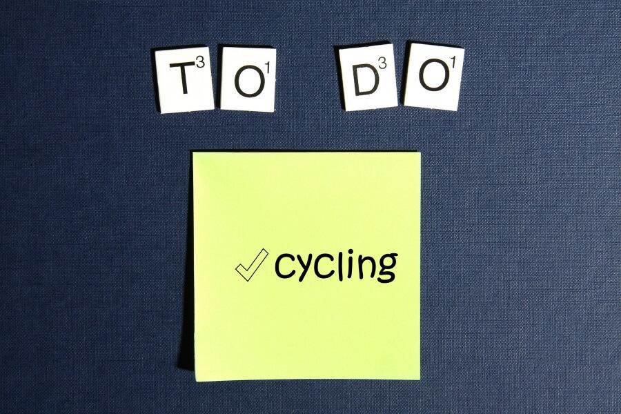 ποδηλασία λίστα