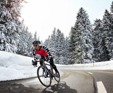 ποδηλασια χειμωνας