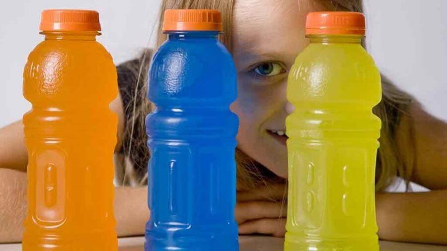 ισοτονικά ποτά